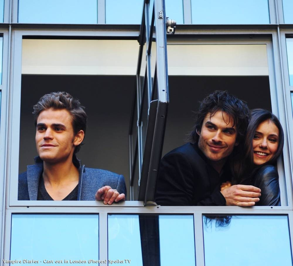 ian/nina/paul - the-vampire-diaries photo