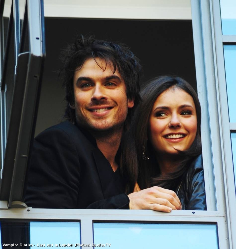 ian/nina - the-vampire-diaries photo