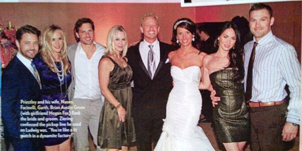 peter facinelli and jennie garth wedding. jennie garth and peter facinelli wedding