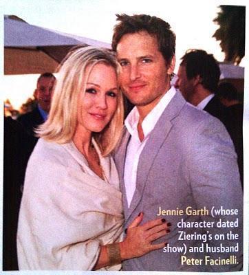 jennie and peter - Peter Facinelli & Jennie Garth Photo ...