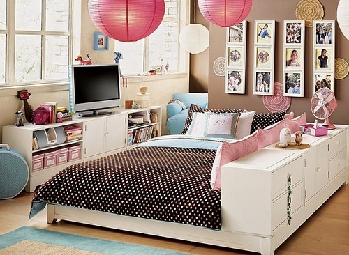 Polyvore wallpaper entitled jennysbedroom
