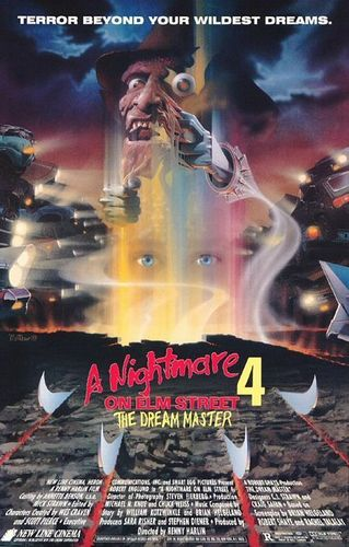 nightmare on elm straat 4: dream master