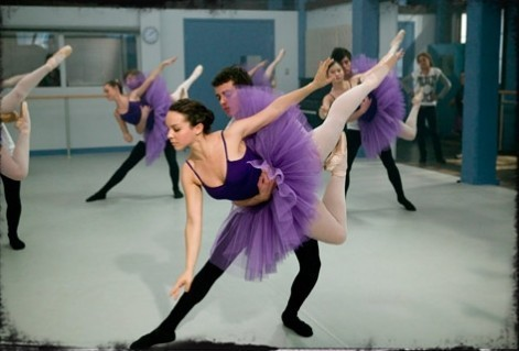 practising ballet - dance-academy Photo