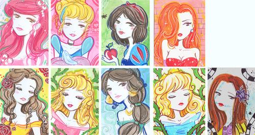 disney Leading Ladies wallpaper titled princess