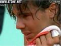 rafa crying 2010