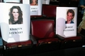 robsten MTV Movie Awards Seats  - twilight-series photo
