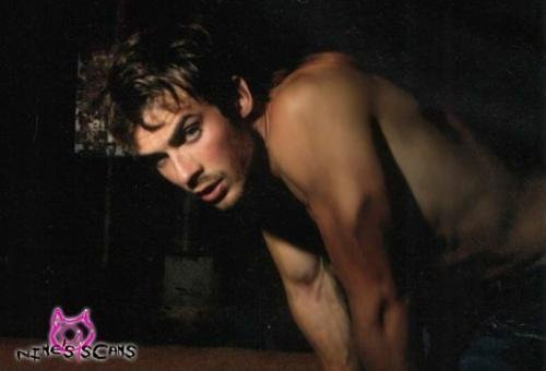 sexy ian somerhalder - ian-somerhalder Photo