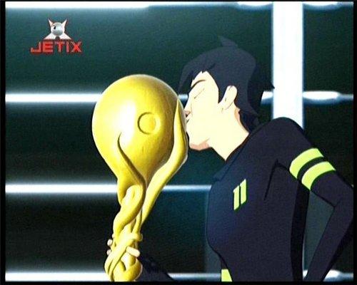 Galactik Football Обои titled sinedd