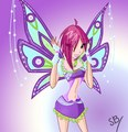 tecna - winxclub fan art