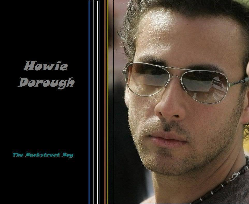 We howie dorough photo 12727718 fanpop for Howie at home