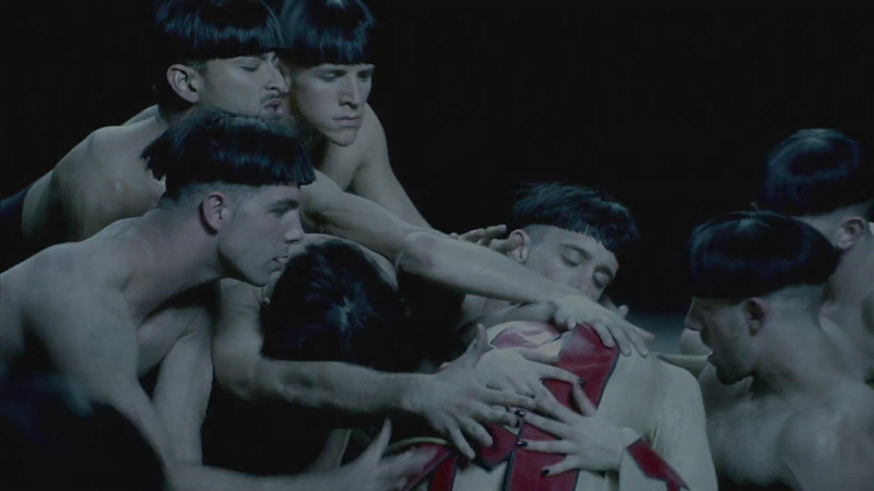 """Alejandro"" música Video"