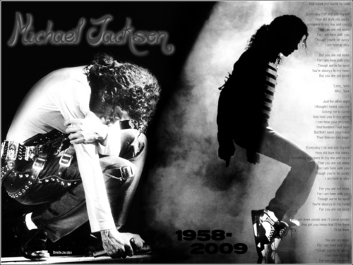 * R.I.P KING OF POP MICHAEL JACKSON *