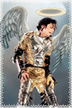 * THE ANGEL MICHAEL * - michael-jackson photo
