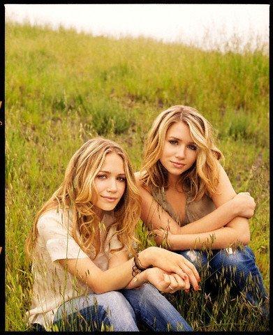 Mary-Kate & Ashley Olsen wallpaper titled ♡♡♡