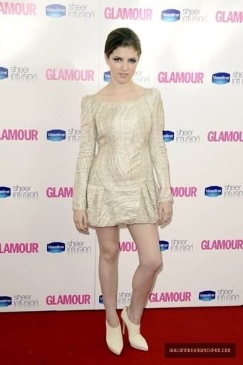 06.08.10: Glamour Women of the năm Awards - Arrivals