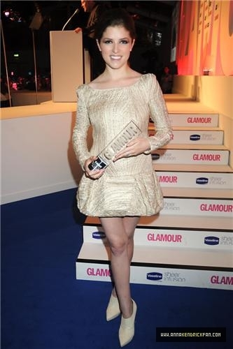 06.08.10: Glamour Women of the anno Awards - Inside
