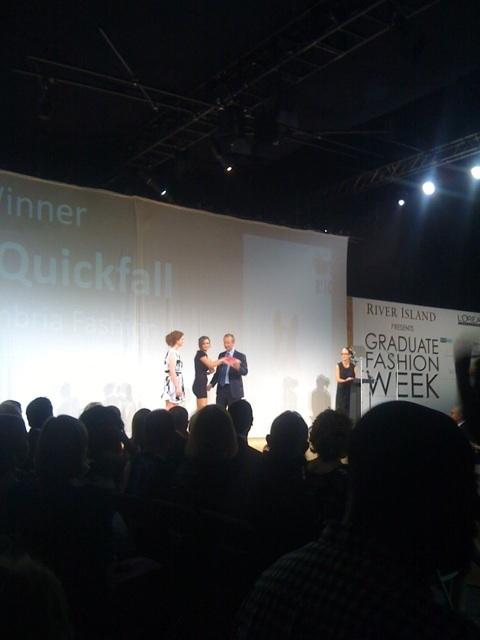 2010 - Graduate Fashion Week 2010 Gala