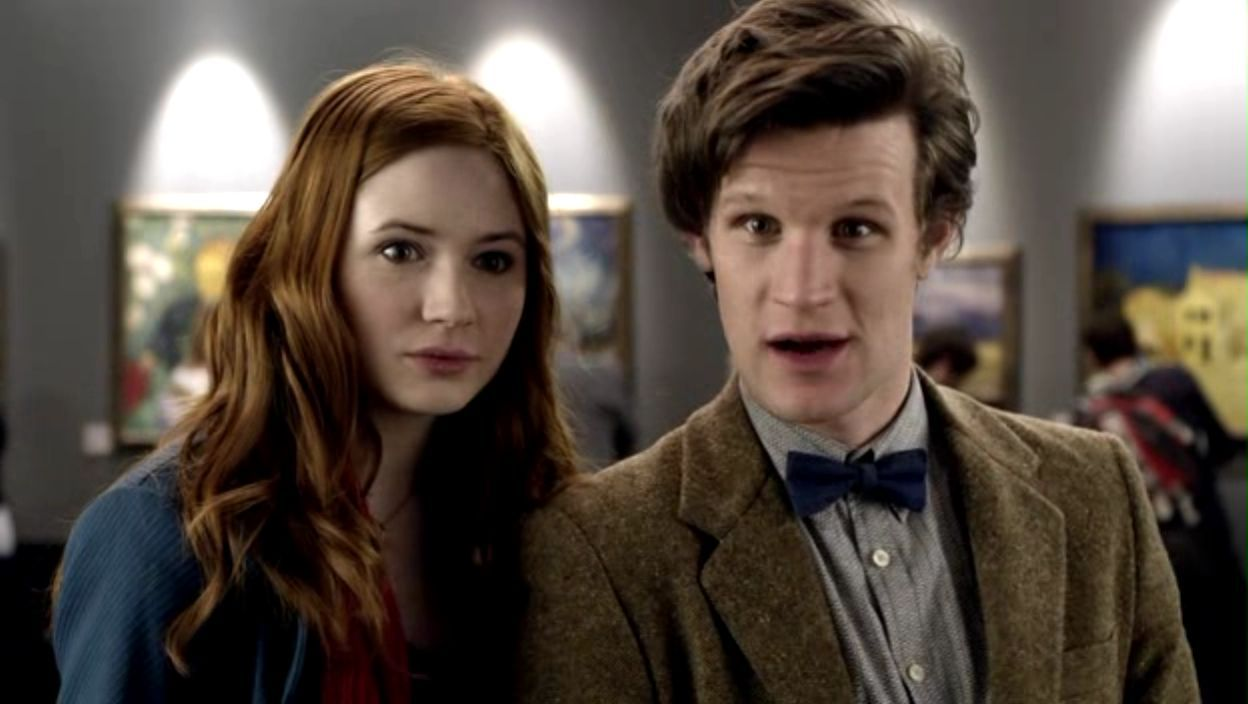 5x10 Vincent and the Doctor