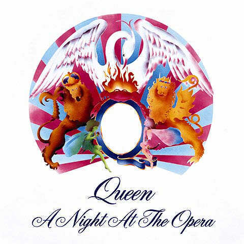 A Night At The Opera - queen Fan Art