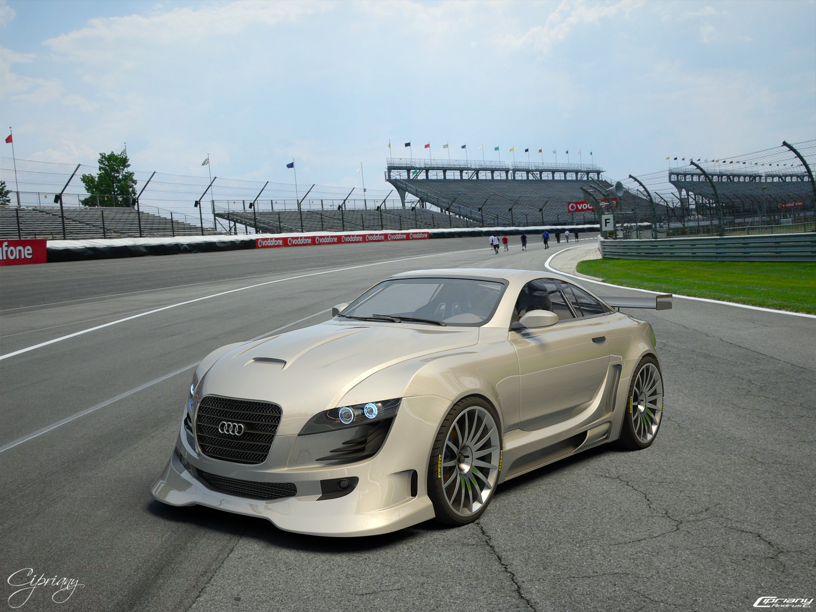 Audi R10 S Sport Version Audi Wallpaper 12884357 Fanpop