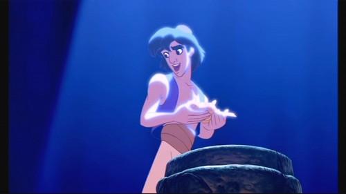 Disney Prince karatasi la kupamba ukuta entitled Aladin