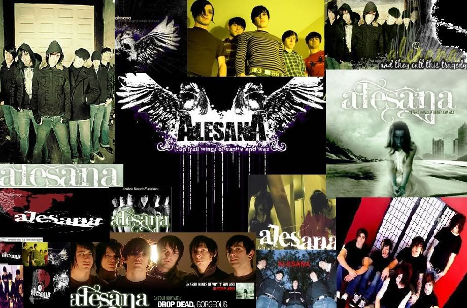 fearless records images alesana hd wallpaper and background photos 12838978. Black Bedroom Furniture Sets. Home Design Ideas