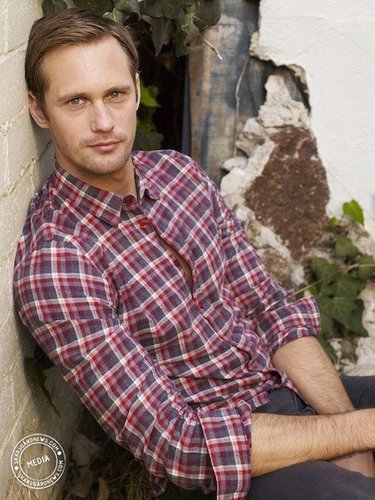 Alexander Skarsgård wallpaper called Alexander's EW Shoot