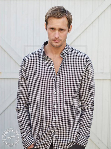 Alexander Skarsgård wallpaper entitled Alexander's EW Shoot