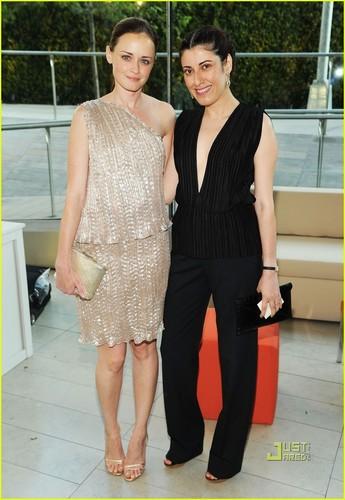 Alexis Bledel at 2010 CFDA Fashion Awards