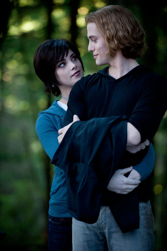 Stelena Fangirls fond d'écran called Alice and Jasper Eclipse still♥