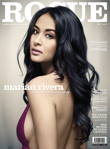 All Marian Rivera