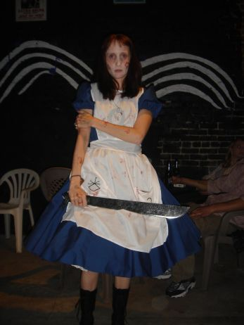 American McGree's Alice costume