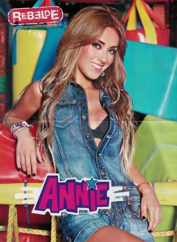 Anahi <3