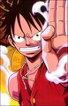 Angry Luffy
