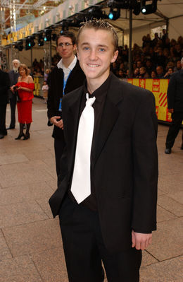 Appearances > 2002 > Harry Potter & The Chamber of Secrets : Londra Premier