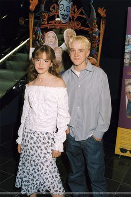 Tom Felton wallpaper entitled Appearances > 2002 > Scooby Doo : London Premier