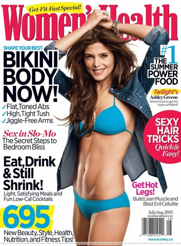 Ashley in Women's Health