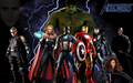Avengers desktop - the-avengers fan art