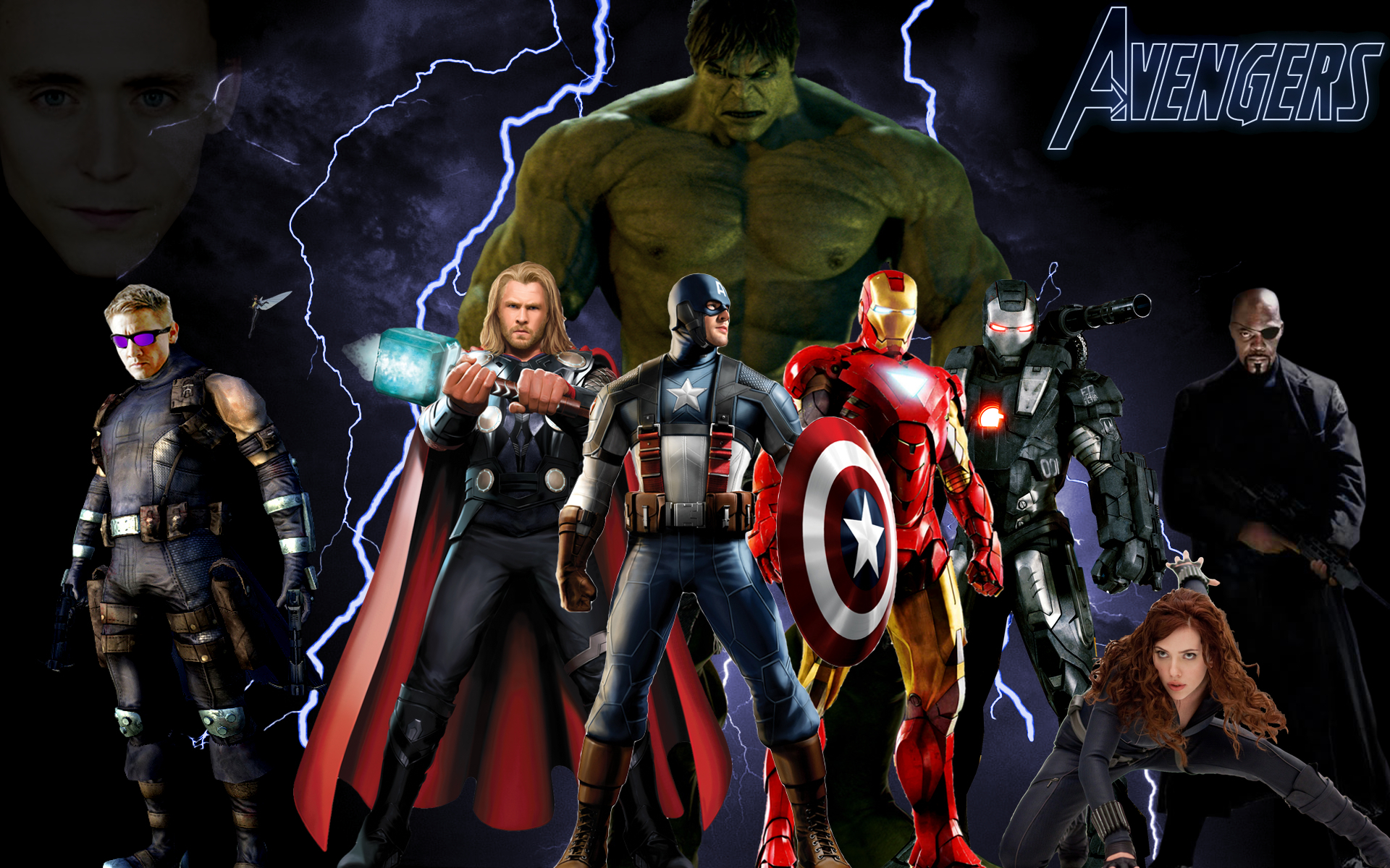 The Avengers 2012 Movie 2
