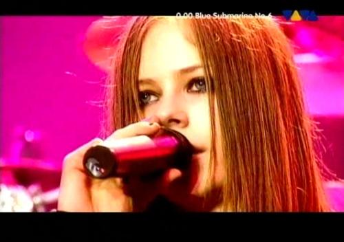 Avril LIVE