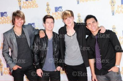 BTR @ MTV Movie Awards