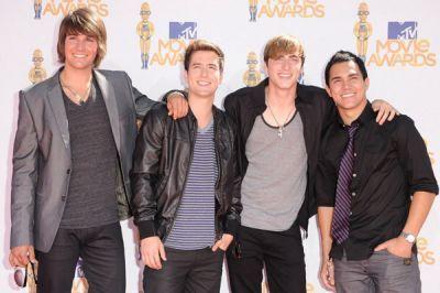 BTR @ mtv Movie Awards