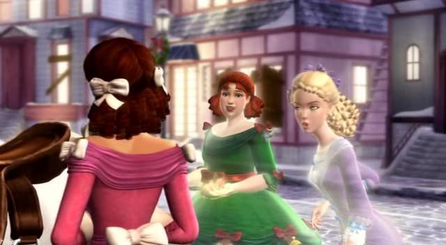 Barbie In A Christmas Carol - Barbie Movies Photo (12828561) - Fanpop
