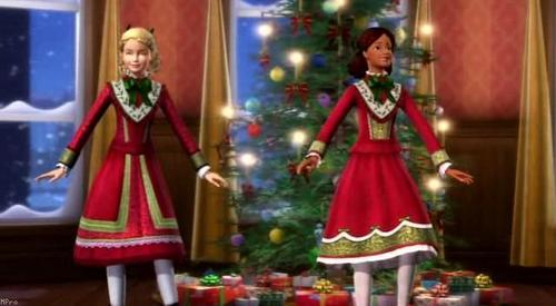 Barbie In A krisimasi Carol