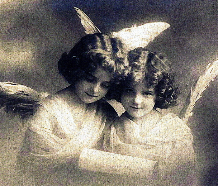 Beautiful Vintage Angels