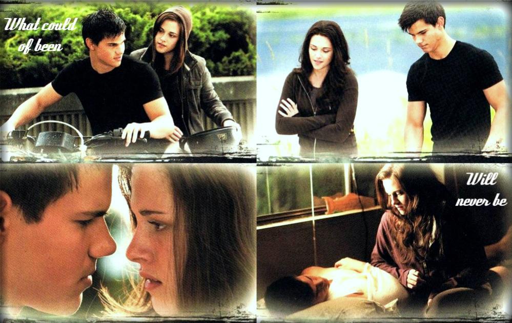 Bella & Jacob Eclipse
