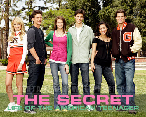 The Secret Life of the American Teenager wallpaper titled Ben,Grace,Jack,Amy,Ricky,Adrian