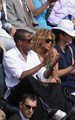 Бейонсе and Jay-Z at the French Open (June 6)
