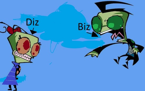 Biz and Diz