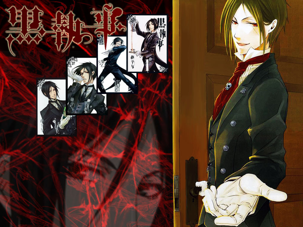 black butler images black butler wallpaper photos 12843627